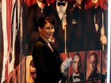 Referee, Michaela Tabb looks on ahead of the semi final match between Ronnie O'Sullivan and Judd Trump during the Semi Final match of the Betfair World Snooker Championship at the Crucible Theatre on May 4, 2013