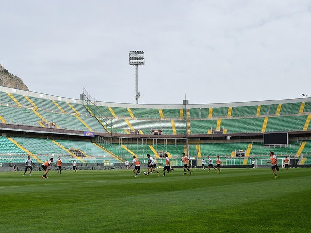 Result: Palermo beat fellow strugglers Frosinone