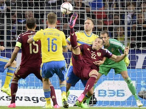 Live Commentary: Russia 1-0 Sweden - as it happened