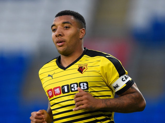 Watford player Troy Deeny in action during the Pre season friendly match between Cardiff City and Watford at Cardiff City Stadium on July 28, 2015