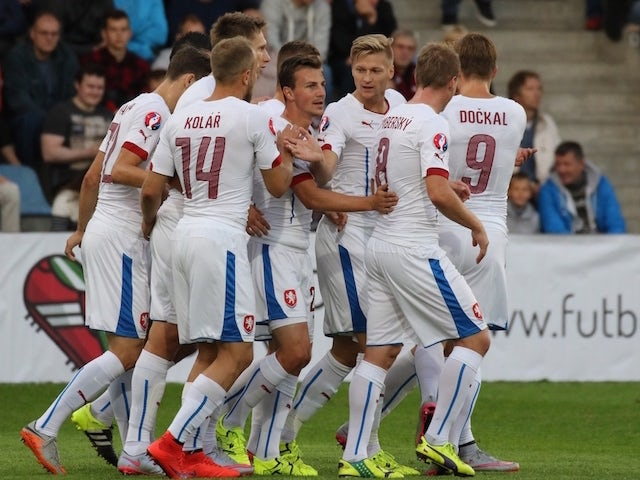 Result: Czech Republic secure Euro 2016 place