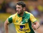 Wes Hoolahan of Norwich City in action during the pre season friendly match between Norwich City and Brentford at Carrow Road on August 1, 2015 in Norwich, England