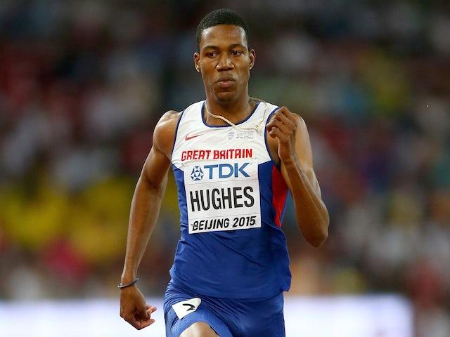 Tokyo 2020: Zharnel Hughes seeks to emulate Usain Bolt in 100m
