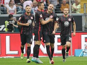 Eintracht Frankfurt thrash FC Koln