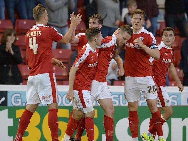 Result: Late Hourihane strike earns Barnsley draw
