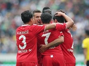 Sane goal gives Hannover win