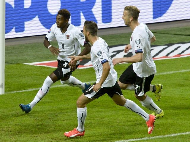 Result: Austria seal Euro 2016 qualification