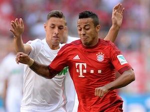 Team News: Thiago returns to Bayern Munich bench