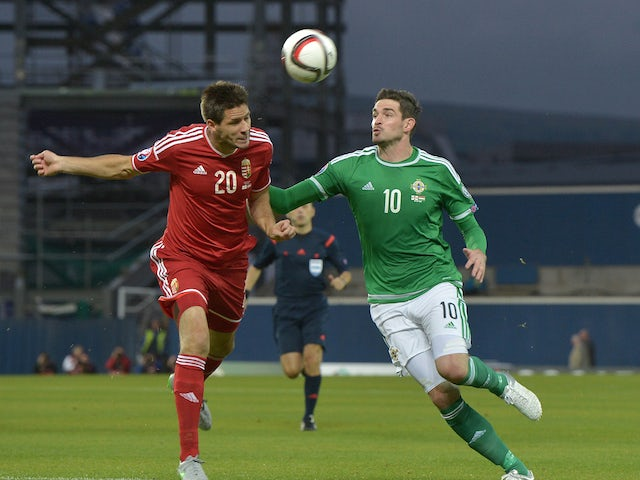 Result: Lafferty snatches draw for Northern Ireland