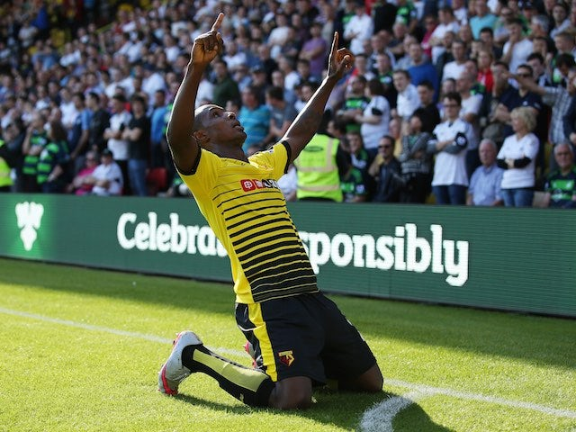 Result: Ighalo earns 10-man Watford win over Swansea