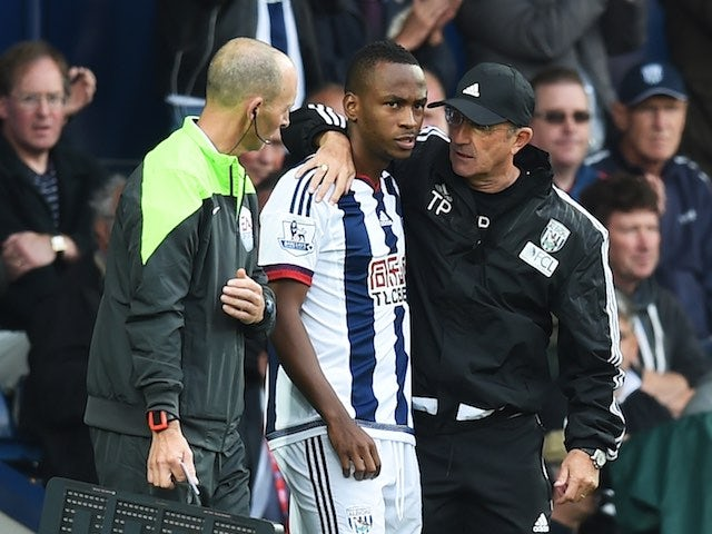 Result: West Brom, Southampton finish goalless