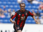 Shaun MacDonald of Bournemouth controls the ball during the friendly match between 1899 Hoffenheim and AFC Bournemouth at Wirsol Rhein-Neckar-Arena on August 1, 2015