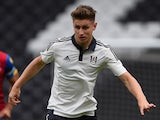 Tom Cairney of Fulham in action during a Pre Season Friendly between Fulham and Crystal Palace at Craven Cottage on August 1, 2015