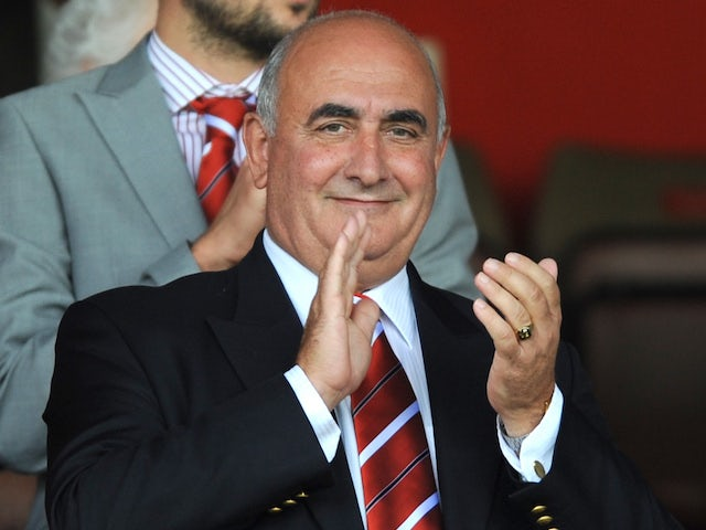 Bristol City Chairman Colin Sexstone during the Pre Season Friendly match between Bristol City and West Bromwich Albion at Ashton Gate on July 30, 2011 in Bristol, England.