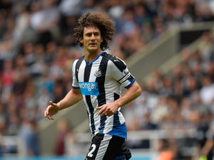 Fabricio Coloccini out for one month?