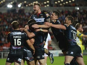 Wigan Warriors qualify for Grand Final