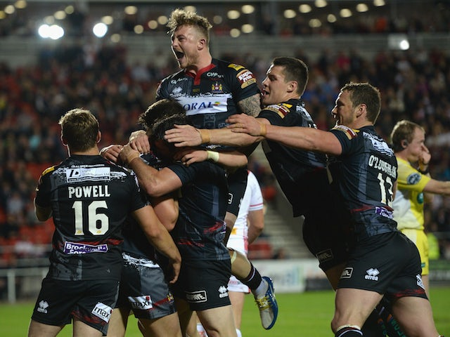 Result: Wigan Warriors qualify for Grand Final