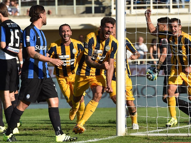 Result: Eros Pisano rescues point for Hellas Verona