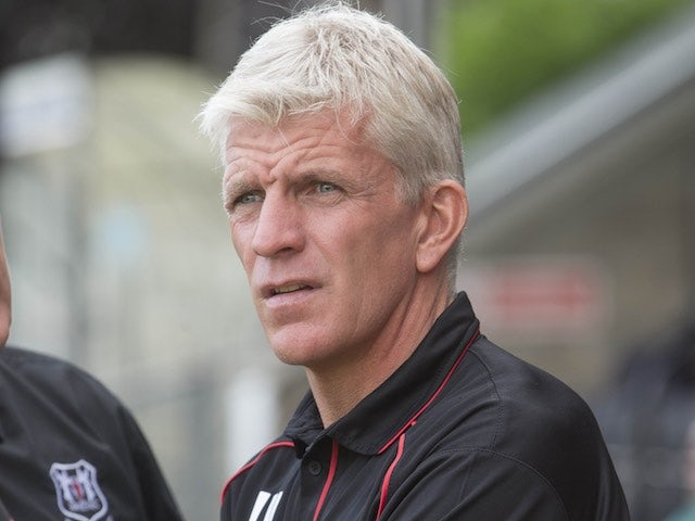 Eligin City boss Jim Weir on July 11, 2015