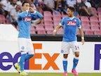Europa League roundup: Napoli put five goals past Legia Warsaw