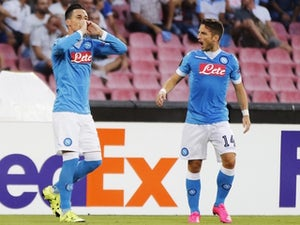 Europa League roundup: Napoli hit five