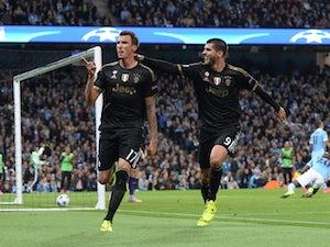 Team News: Mandzukic, Morata lead Juventus attack
