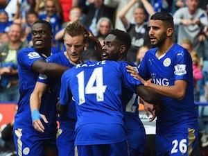 Ranieri praises Leicester City 'spirit'