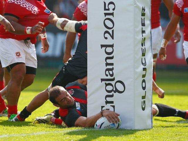 Live Commentary: Tonga 10-17 Georgia - as it happened