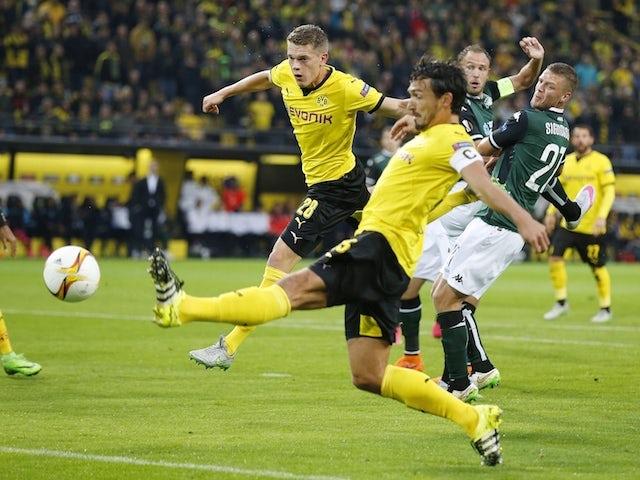 Result: Park Joo-ho earns late Dortmund win