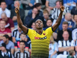 Odion Ighalo double gives Watford win