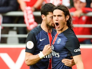 PSG, Reims share points after late drama