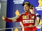 Result: Sebastian Vettel wins Brazilian GP as Lewis Hamilton claws back fourth place