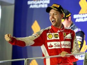Sebastian Vettel wins Brazilian GP