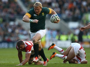 Meyer makes eight South Africa changes