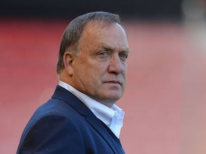 Advocaat to step down as Netherlands boss