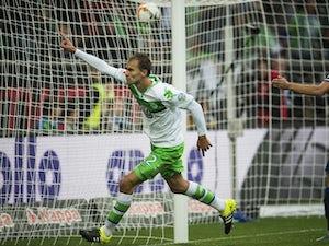 Team News: Bas Dost left on Wolfsburg bench