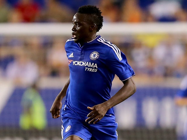 Traore unmoved by criticism from fans