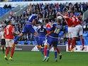 Sean Morrison of Cardiff City scores his sides second goal during the Sky Bet Championship match between Cardiff City and Charlton Athletic at the Cardiff City Stadium on September 26, 2015