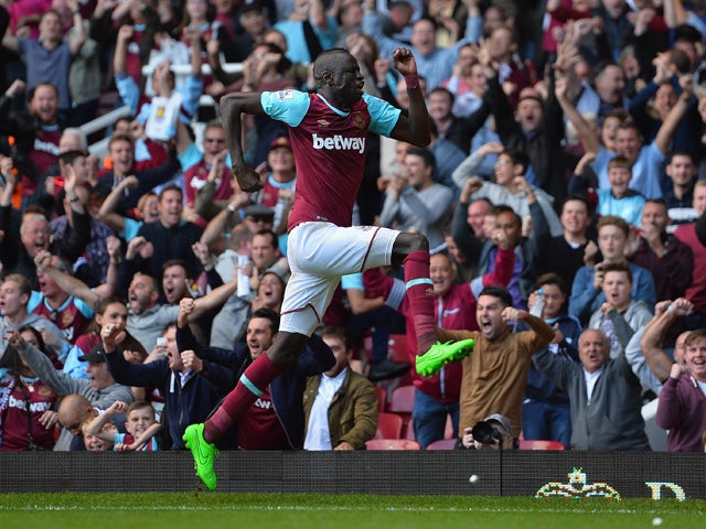 Result: Last-gasp West Ham draw with Norwich