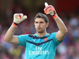 Emiliano Martinez agrees Getafe loan