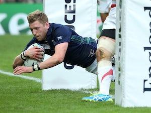 Finn Russell, Stuart Hogg fit for Scotland
