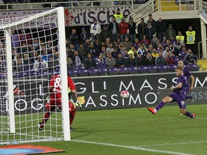 Fiorentina win third game in a row