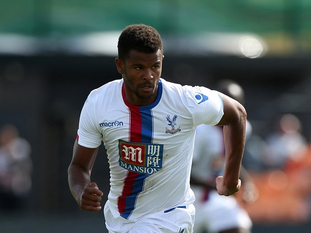 Result: Campbell rescues Palace point in thriller