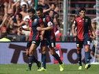 Genoa's Tomas Rincon 'to undergo Juventus medical'
