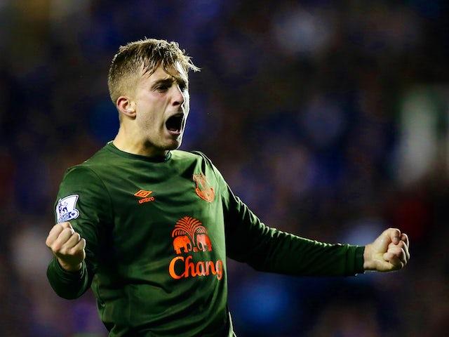 Result: Deulofeu strike caps Everton comeback