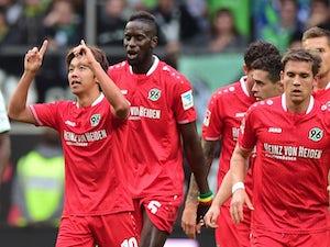 Sevilla sign Kiyotake from Hannover