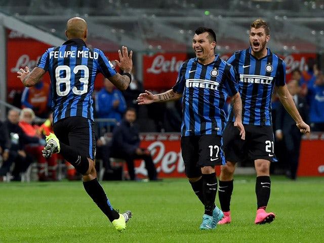 Result: Felipe Melo wins it for Inter Milan