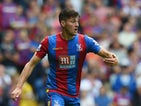 Joel Ward of Palce in action during the Barclays Premier League match between Crystal Palace and Arsenal on August 16, 2015