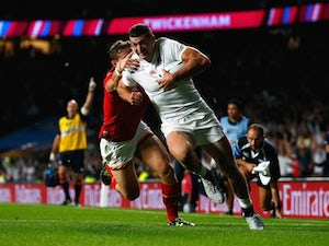 Elliot Daly, Jonny May retained by England