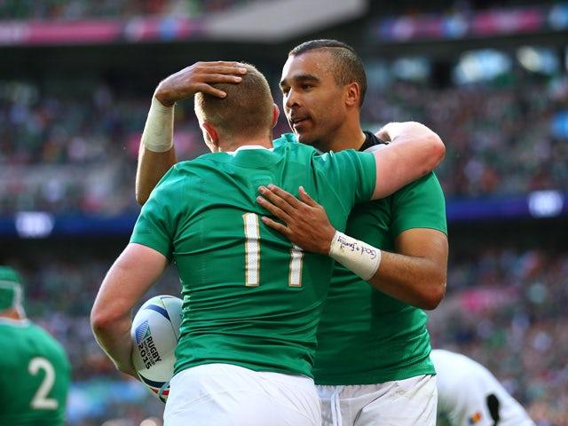 Result: Ireland dominant in win over Romania